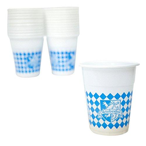 Oktoberfest 16 oz. Plastic Cups