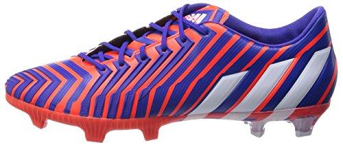 Instinct Pour Predator Ground Adidas De Nuit Soccer Flash Ftwr Chaussures Firm Multicolores Solaire Blanc Hommes rouge qg500