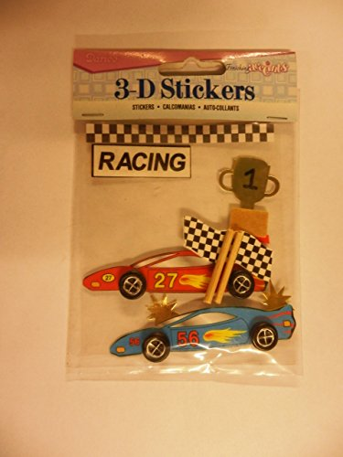 Finishing Accents (Darice 3d Racing Stickers Finishing)