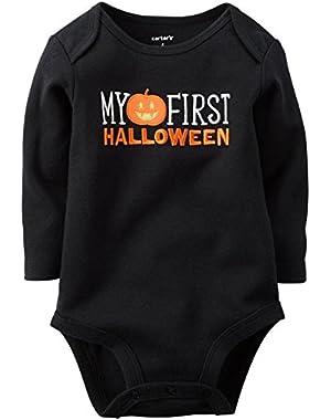 Unisex Baby Halloween Bodysuit (Baby)