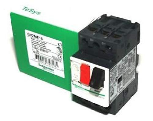 Schneider Electric GV2ME16 Circuit Breaker, 9-14A