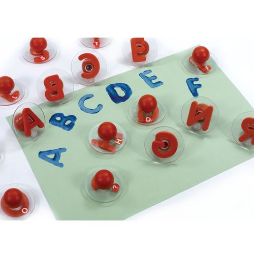 (Giant Alphabet Stampers Uppercase)