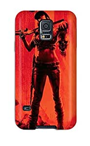 Snap-on Cod Black Ops 2 Zombies Case Cover Skin Compatible With Galaxy S5