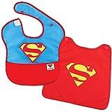 Bumkins DC Comics Superman SuperBib, Baby Bib,...