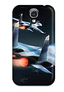 (WVDoddY4544MIiZJ)durable Protection Case Cover For Galaxy S4(air Squadron)