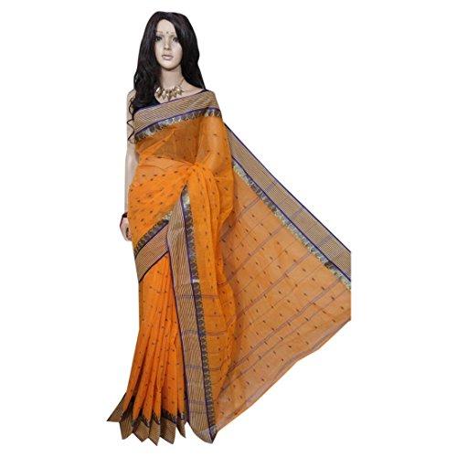 Traditional handloom Tant Saree Full weaving work by weavers Bengal Women sari Indian Ethnic Festive saree 101 11
