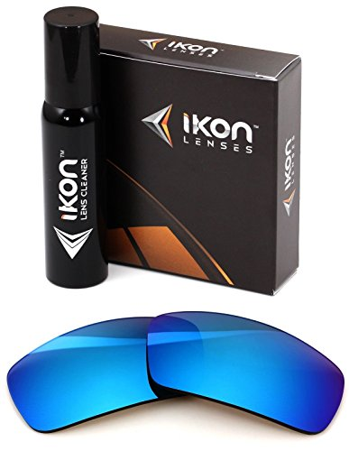 Polarized Ikon Iridium Replacement Lenses For Spy Cooper XL Sunglasses - Multiple Options