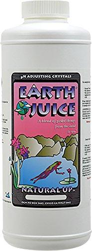 earth juice ph - 8