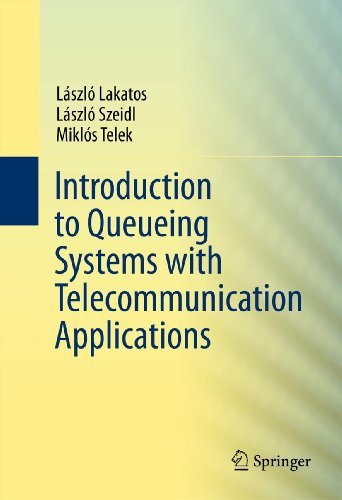 Download Introduction to Queueing Systems with Telecommunication Applications Pdf