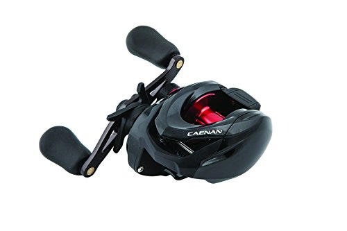 Shimano Caenan 151 A left handed baitcast fishing reel, gear ratio 6.3:1, CAE151A