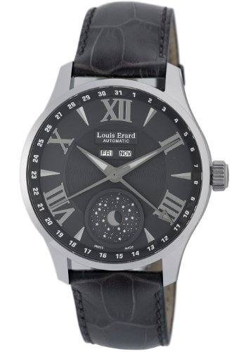 Louis Erard Men's 46227AA03.BDC54 1931 Multifunction Automatic Watch