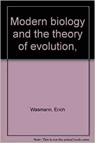 modern theory of evolution pdf
