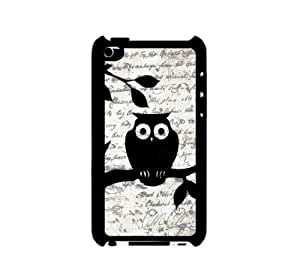 Diy For SamSung Galaxy S4 Mini Case Cover Thinshell Case Protective Diy For SamSung Galaxy S4 Mini Case Cover Shawnex Cute Owl On Vintage Paper