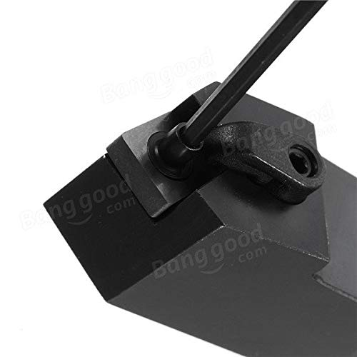 MSDNN2525M12 150 x 25 x 25mm Lathe Index Turning Holder For SNMG Insert - Cutting Tool Turning Tool - 1 x Lathe Turning Tool Holder, 1 x Spanner by Unknown (Image #6)