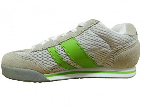 DVS Skateboard Shoes Milan Beige/Green