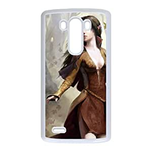 girl in heaven LG G3 Cell Phone Case White gift pjz003-3834839
