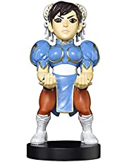 Exquisite Gaming Chun Li Cable Guys Mobile Phone and Controller Holder - Not Machine Specific