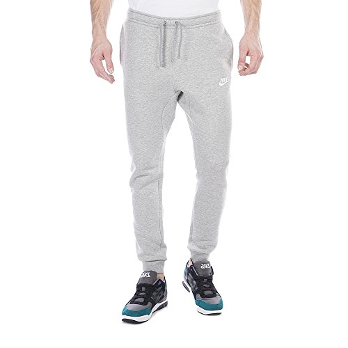 Nike Sportswear Men's Joggers,Dark Grey (French Square Leg)