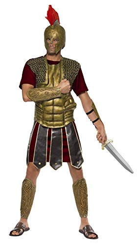 Smiffys Deluxe Perseus The Gladiator Costume]()