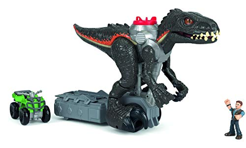 Fisher-Price Imaginext Jurassic World Walking Indoraptor]()