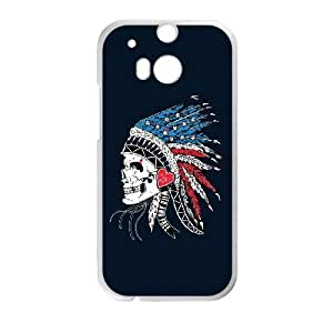 Guardian Warrior HTC One M8 Cell Phone Case White HX4425682