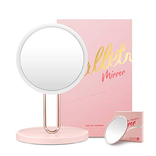 Vanity Makeup Mirror with Lights - 3 Color Lighting Modes Upgraded 70 -