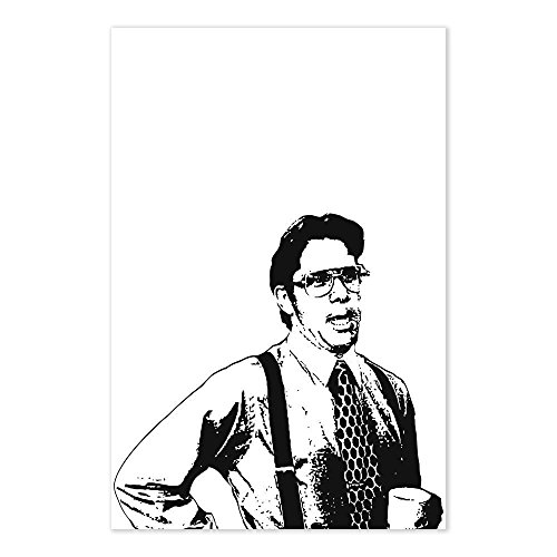 (Bill Lumbergh Office Space Movie Poster)