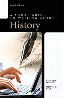 a short guide to writing about history pdf