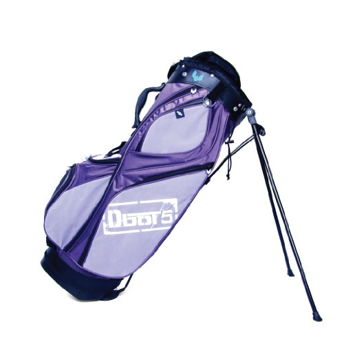 Dbot5 Zen5 Speaker Golf Stand Bag, Purple by Dbot5
