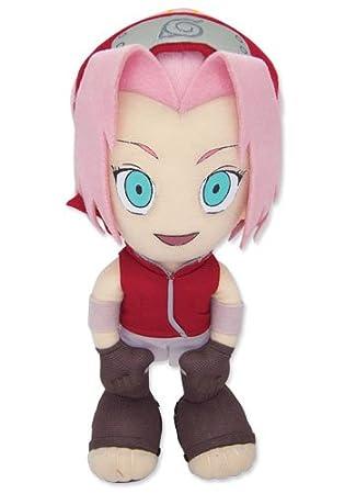 Amazon.com: Official GE Entertainment Naruto Shippuden Plush Toy - 8