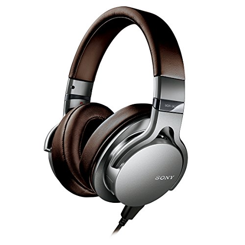 Sony stereo headphones Silver MDR 1ADAC