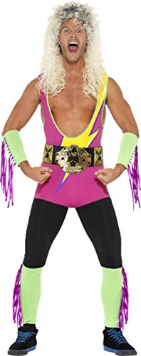 90s wrestlers fancy dress - 2