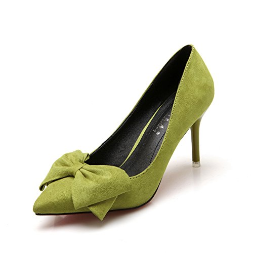 Scarpe Donna chiuse AdeeSuSdcg00023 Donna AdeeSuSdcg00023 Verde Verde Scarpe AdeeSuSdcg00023 chiuse nCCIqFf