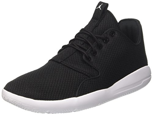JORDAN MENS JORDAN ECLIPSE BLACK WHITE SIZE 10
