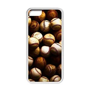 XiFu*MeiWelcome!ipod touch 4 Cases-Brand New Design Sport Baseball Printed High Quality TPU For ipod touch 4 4 Inch -05XiFu*Mei
