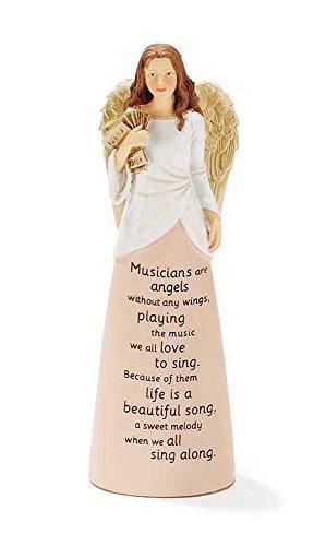 Angel Figurine - Musicians Are Angels