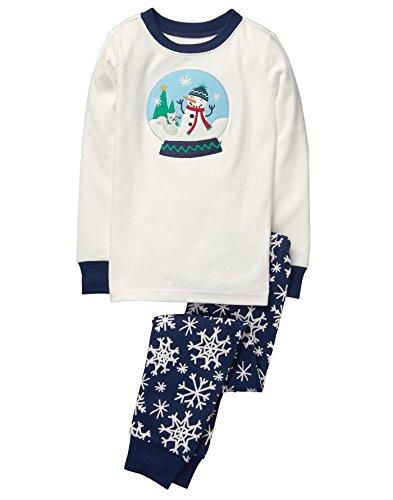 Gymboree Boys 2 Piece Cotton Tight-fit Pajamas