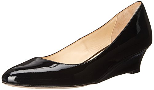 Cole Haan Women's Bethany Wedge 40,Black Patent,7  B US (Cole Haan Catalina compare prices)
