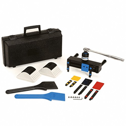 TAPER-LOC Installation/Removal Tool Kit for Glass Railing and Windscreen Systems