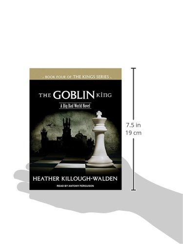 Download The Goblin King The Kings 4 By Heather Killough Walden