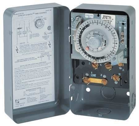Robertshaw 8143-00 Paragon Defrost Control, 120V, 40 Amp