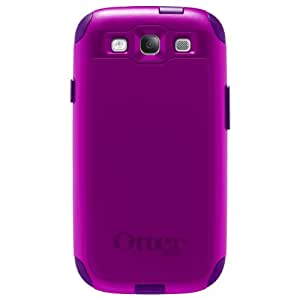 OtterBox Commuter Series Case for Samsung Galaxy S III - Purple