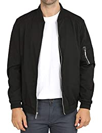ac7cbc64a Men's Varsity Jackets | Amazon.com
