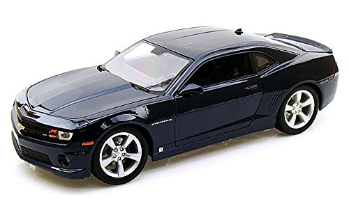 (Maisto Chevy Camaro SS RS, Blue 31173 - 1/18 Scale Diecast Model Toy Car)