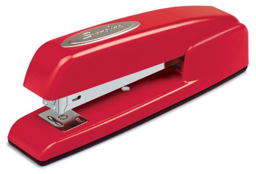 swingline-swi74736-collectors-edition-747-rio-business-stapler-red