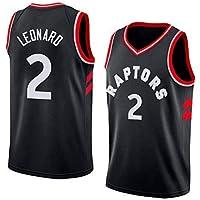 4e2401d9e365f MTBD Maillot de Basketball - NBA Toronto Raptors # 2 Kawhi Leonard Swingman  Edition, T