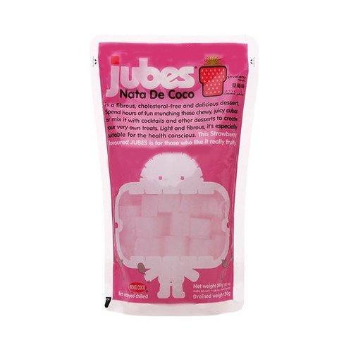 Jubes NATA DE COCO 12.7-oz (Pack of 12)