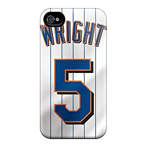 Iphone 6 XBu15622VDRP Support Personal Customs Fashion New York Mets Image Bumper Hard Phone Cover -KellyLast