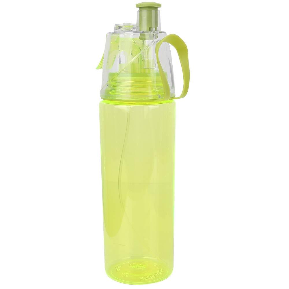 VGEBY1 Borraccia per Lo Sport Borraccia per Acqua nebulizzata da 600ml per Escursioni in Bicicletta