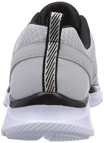 Basse Equalizer lgbk Skechers Grigio Uomo Maker nbsp;deal Sneaker grau qIWWdawFP